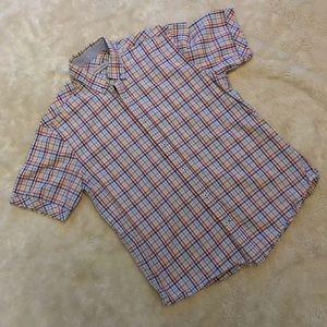 James Campbell button down shirt